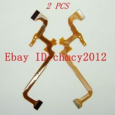 2PCS LCD Flex Cable for JVC GZ-MS110 AC U GZ-MS250 Video Camera Repair Part