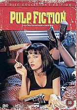 Pulp Fiction (DVD, 2002, 2-Disc Set)