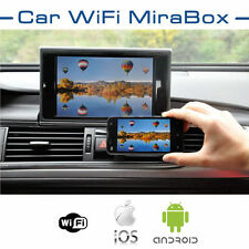 WIFI Mirabox iPhone Android Miracast Screen Mirroring Car Stereo DLNA AirplayNew