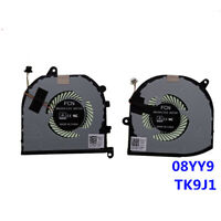 NEW CPU+GPU Cooling Fan 08YY9 TK9J1 For Dell Precision 5530 M5530 XPS15 9570
