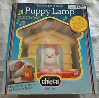 Puppy Lamp - Nachtlicht & Musik - Hündchen Lampe Chicco Kleinkinder-Spielzeug