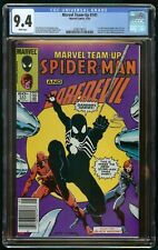 MARVEL TEAM-UP #141 (1984) CGC 9.4 NEWSSTAND WHITE PAGES