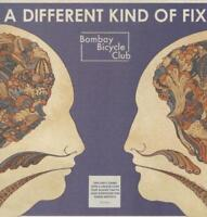 """Bombay Bicycle Club - A Different Kind Of Fix (NEW 12"""" VINYL LP)"""