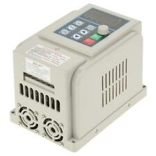 AC220V Single-phase Variable Frequency Drive Speed Controller 2.2kW Motor VFD oe