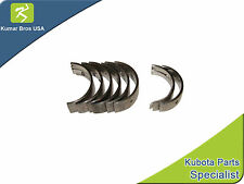 New STD Main Bearing SET for Kubota V1305 (4 PAIR)