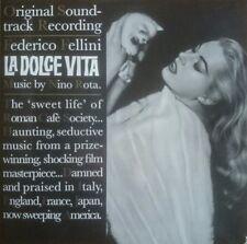 Nino Rota – La Dolce Vita OST Comp LP Doxy Cinematic Fellini