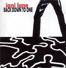Jani Lane - Back Down To One (NEW CD)