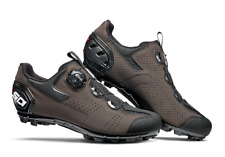 SIDI Gravel MTB Shoes - Black/Brown [Size: 38~47 EUR]