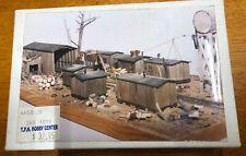 JV Models 1018 N Scale Boyd Logging Camp