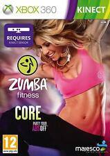 Zumba Fitness Core 2012 XBox 360 NEW And Sealed Zumba Core 2012 UK Edition