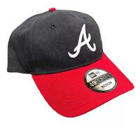 Atlanta Braves MLB Classic New Era 49Forty Trucker Hat Cap OSFA New Fast Ship