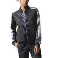 Adidas Women's Moscow Superstar Track Jacket Legend Ink AB2609 NEW!