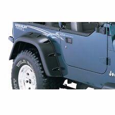 Rear Cut Out Fender Flares Jeep Wrangler YJ 1987-1995 Bushwacker 10058-07