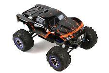 Custom Body Muddy Orange for Traxxas Summit / Slash 1/10 Truck Car Shell 1:10