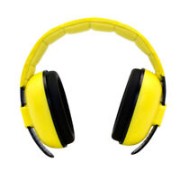 Ear Earmuffs Noise Cancelling Headphones Kids Hearing Care Protection Yellow