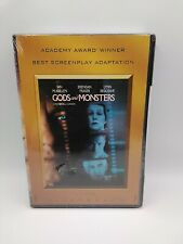 Gods And Monsters 1998 Dvd Sealed. Brand New