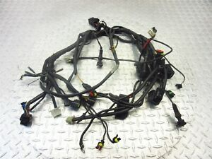 2005 02-06 Ducati Monster 620 M620 OEM Main Engine Wiring Harness Loom Wires
