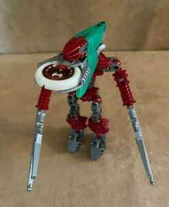 8614 Lego Complete Vahki Nuurakh Bionicle action figure spinner