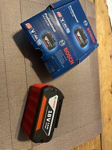 Bosch Pro 18v 3ah Lithium Ion Battery