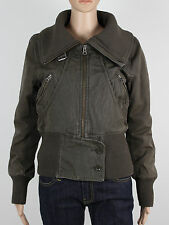 H&M Patternless Cropped Casual Coats & Jackets for Women