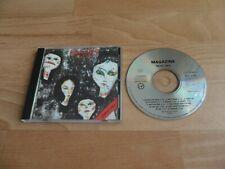MAGAZINE - REAL LIFE (RARE DUTCH 9 TRACK CD ALBUM)