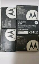 Oem Motorola Lot 5 Bt90 Extended Battery W755 W766 Q Q9 Z6M Krzr A455 Snn5826A