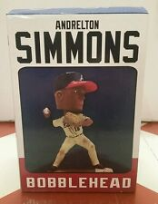 Andrelton Simmons Bobblehead Rawlings Gold Glove Delta Atlanta Braves Angels MLB