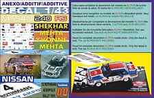 ANEXO DECAL 1/43 NISSAN 240 RS S.MEHTA ACROPOLIS R. 1985 4th (06)
