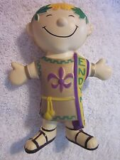 "KREWE of ENDYMION 2016 ""STRESS RELIEVER"" MASCOT MAN PLIABLE FOAM DOLL RELIEF"