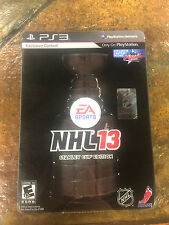 Nhl 13 Stanley Cup Edition FACTORY SEALED NHL 13 STANLEY CUP EDITION PS3 NEW
