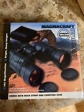 Magification Binoculars Lenses Are Ruby Red For Glare Reduction 10x50