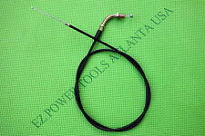 "Coolster Kinroad Kazuma Mini Dirt Pit Bike Fuel Throttle Cable 62"" 62 IN Type B"