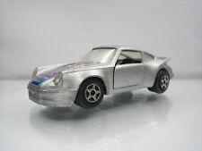 Diecast Norev Porsche Carrera RSR Martini 839 1/43 Silver Grey Good Condition
