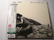 """GINO VANNELLI """"Brother to Brother""""   Japan mini LP SHM CD"""