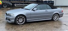 BMW E46 3 SERIES M-SPORT CONVERTIBLE SALVAGE BREAKING SPARES