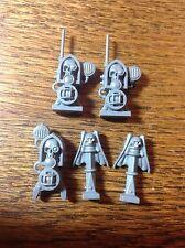 Warhammer 40k. Space Marine Bits. Ariels / Radios.