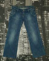 ESPRIT Damen Jeans W32 L30 hosengröße: 42, Modell 94/07, Relaxed, Authentisch
