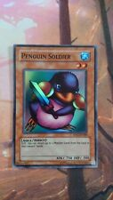 Yugioh Penguin Soldier Super Rare LP RP01-EN089 RETRO Pack