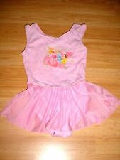 Girl-Disney Princess-Dance Ice Skating Outfit Dress-6-7