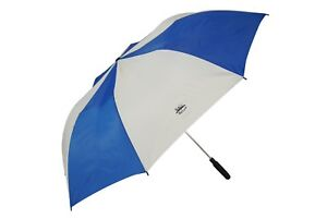 KUD 58 inch Arc Canopy Folding Golf Umbrella with oversize coverage