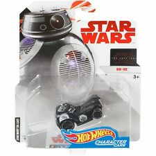 Hot Wheels Mattel Star Wars Collectible Character Car Bb-9E Vehicle Brand New