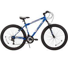 "New 26"" Huffy Men's Fortress 3.0 Mid-Fat Plus Tire Mountain Bike Blue 56926"