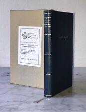 Giacomo Leopardi: Gesänge, Dialoge und andere Lehrstücke, München 1978