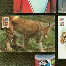 1975 Big Cats Forest Friends Lynx