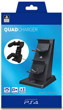 PS4 Playstation 4 Dual Charger Controller Compatible Big Ben IT IMPORT