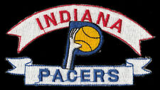 "1989 1990 ERA INDIANA PACERS NBA BASKETBALL VINTAGE 3.75"" TEAM LOGO PATCH"