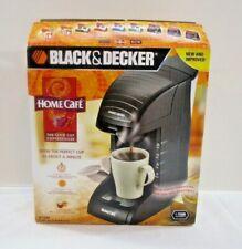 BLACK  & DECKER HOME CAFE GT 300, SINGLE SERVE POD BREWER