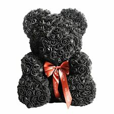 The Rose Bear for Birthday, Anniversary, Mother's Day, Graduation, Flower, Gift