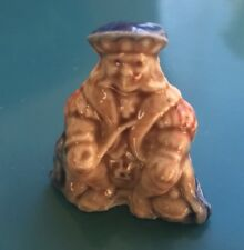 Wade Nursery Rhyme Figurine Old King Cole