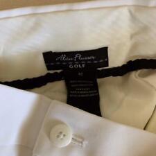 """ALAN FLUSSER GOLF White Four Pocket Men's Shorts 42"""" $75*"""